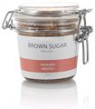 HappySkin Brown Sugar Testradír Argánolajjal