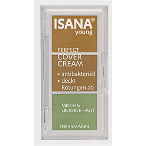 Isana Young Perfect Cover Cream