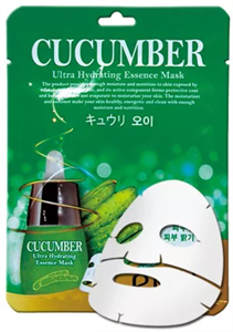 Malie Cucumber Ulra HYdrating Essence Mask