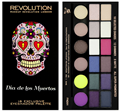 MakeUp Revolution Mexican Day of The Dead Paletta