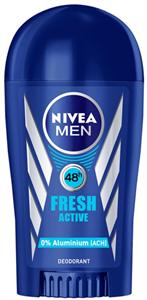 Nivea Men Fresh Active 48H Izzadásgátló Deo Stift