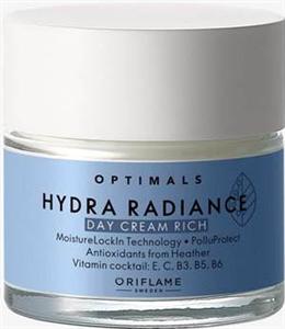 Oriflame Optimals Hydra Radiance Rich Nappali Krém