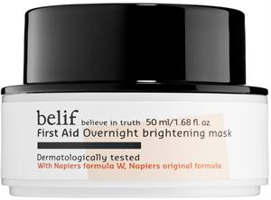 Belif Overnight Brightening Mask