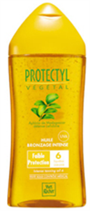 Yves Rocher Protectyl Végétal Huile Bronzage Intense