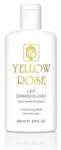 Yellow Rose Lait Demaquillant Arctisztító Tej
