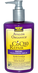 Avalon Organics Q10 Arclemosó Tej