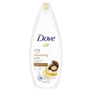 Dove Nourishing Care & Oil Krémtusfürdő Argánolajjal