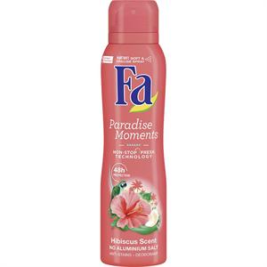Fa Paradise Moments Deo Spray