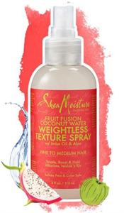 Shea Moisture Fruit Fusion Coconut Water Weightless Texture Spray