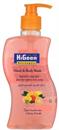 HiGeen Antiseptic Citrus Fresh Antibakteriális Hatású Folyékony Szappan és Tusfürdő