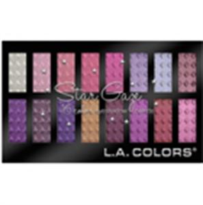 L.A. Colors Star Gaze Szemhéjpúder Paletta