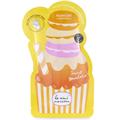 Le Mini Macaron Hand Mask - Sweet Mandarin