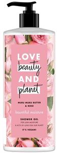 Love Beauty and Planet Tusfürdő Murumuru Vajjal & Rózsa Illattal