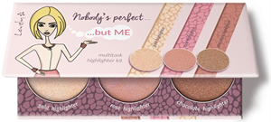 Lovely Nobody's Perfect but Me Multitask Highlighter Kit