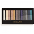 MakeUp Revolution Essential Day To Night Szemhéjpúder Paletta
