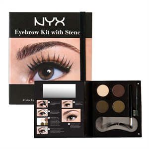 NYX Eyebrow Kit with Stencil