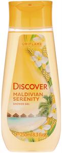 Oriflame Discover Maldív-Szigetek Tusolózselé