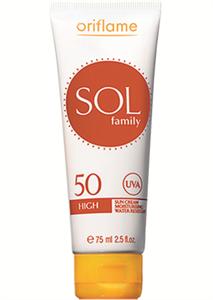 Oriflame Sol Family Napozókrém SPF50