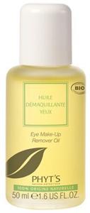 Phyt's Huile Démaquillante Yeux - Bio Vízálló Szemfestéklemosó