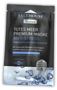 Salthouse Luxus Holt-Tengeri Prémium Antistressz Maszk