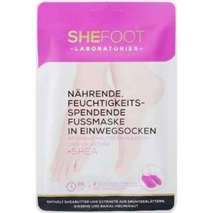 Shefoot Hidratáló és Tápláló Lábápoló Maszk