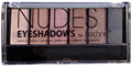 Technic Nudes 6 Colour Eyeshadow