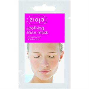 Ziaja Soothing Face Mask Nyugtató Arcmaszk