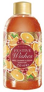Avon Fűszeres Áfonya és Narancs Habfürdő