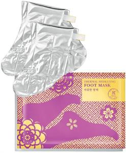 Avon K-Beauty Hidratáló Thermo Lábpakolás