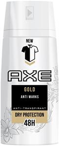 Axe Gold Anti Marks Izzadásgátló