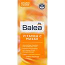 Balea Intenzíven Hidratáló Arcmaszk C-Vitaminnal és Narancskivonattal