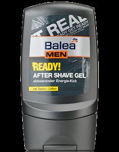 Balea Men Ready! After Shave Gel