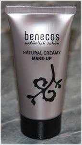 Benecos Natural Creamy Make-Up Folyékony Alapozó