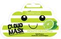 Bielenda Cloud Mask Mohito Despacito Ragyogást Helyreállító Hatású Buborékmaszk