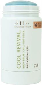 FarmHouse Fresh Cool Revival® Hi-Bio® Hemp Body Balm | Chill Out Stick