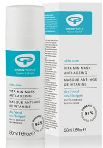Green People Vita Min Anti-Aging Mask