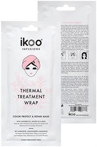 Ikoo Thermal Treatment Wrap Color Protect & Repair Mask