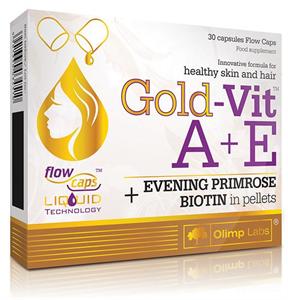 Olimp Labs Ligetszépe Olaj Kapszula, Biotin, A és E-Vitamin