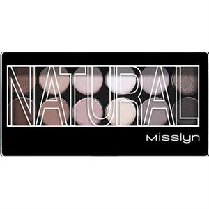 Misslyn Natural Szemhéjpúder Paletta