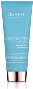 Onsen Secret White Pagoda Hand Cream