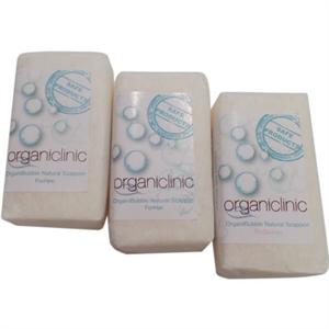 OrganiClinic OrganiBubble Natural Szappon ForBabies