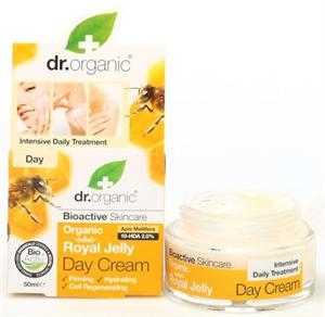 dr. Organic Royal Jelly Nappali Krém