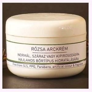 Magister Products Rózsa Arckrém (régi)