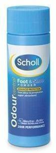 Scholl Lábszagűző Láb és Cipőhintőpor