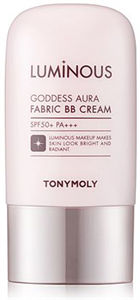 Tonymoly Luminous Goddess Aura Fabric BB Cream SPF50+ / PA+++