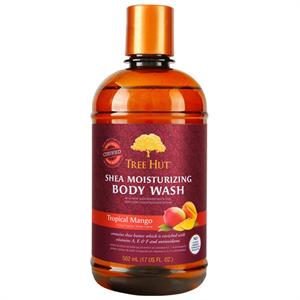 Tree Hut Body Washes Tropical Mango