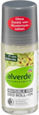 Alverde 3in1 Invisible 48H Deo Roll-On Bio Hamamelisz és Bio Rizs