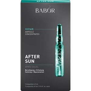 Babor Ampoule Concentrates FP After Sun