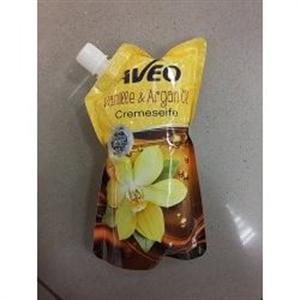 Aveo Vanília & Argánolajos Krémszappan Utántöltő