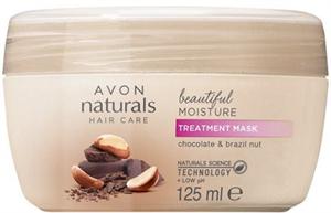 Avon Csokoládés és Mogyorós Hajpakolás